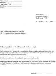 Lettre De Demande De Visa En Anglais modele lettre francais modele lettre de mutation lamalledumartroi