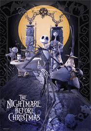 skellington sally and cast the nightmare before