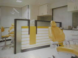 Dental Hospital Interior Design Interior Designing For Dental Clinic In Bhawani Peth Pune Space