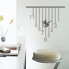 Home Decor Wall Clocks Compare Prices On Diy Kitchen Clock Online Shopping Buy Low Price