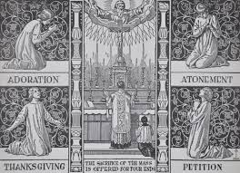 what is the real meaning of thanksgiving a priest u0027s view of latin mass vs new mass traditional catholic