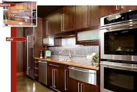 kitchen cabinet refinishing before and after contemporary kitchen cabinet refacing before and after design