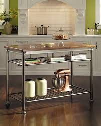 rolling kitchen islands kitchen island carts the home depot canada