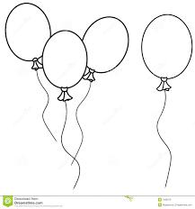 balloon outline template eliolera com