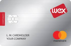 corporate cards wex