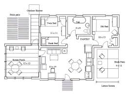 Cool Floor Plan by Kitchen Floor Plan Tile Layout Elevation The Island House Plans