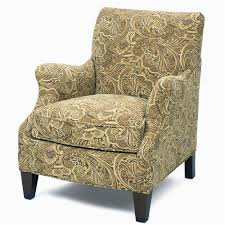 upholstered accent chair without arm customizing options