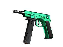 Emerald Cz75 Auto Emerald Cs Go Stash