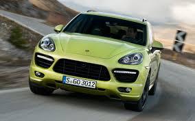 2013 Porsche Cayenne - 2013 porsche cayenne gts to debut at 2012 beijing auto show