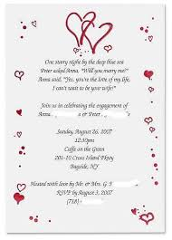Invitation Greetings Engagement Party Invitations Wording Vertabox Com