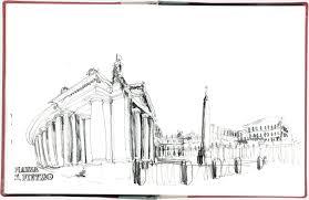 halloween city lynden rome the eternal city urban sketchers