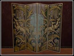 carved wood room divider dressing screen room divider screens house exterior and interior