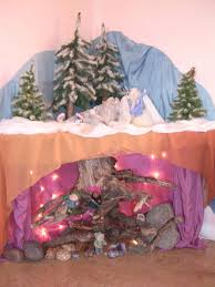 Waldorf Christmas Decorations 69 Best Winter Waldorf Nature Table Ideas Images On Pinterest