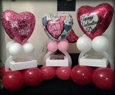 valentines balloons balloon valentines happy valentines balloon stack decor