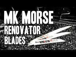 home depot black friday reciprocating saw blades mk morse renovator reciprocating saw blades made in usa youtube