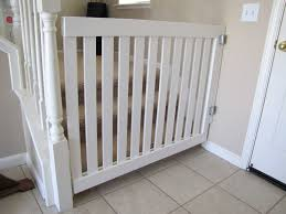 Baby Gate For Banister Stairs Baby Gate For Iron Railings U2014 Good Questions Baby Gates Babies