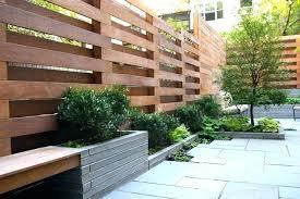 Garden Fence Ideas Design Contemporary Garden Fencing Contemporary Garden Fence