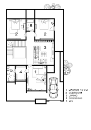 villa duplex on behance