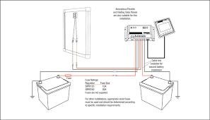 dual battery srp regulator wiring redarc electronics