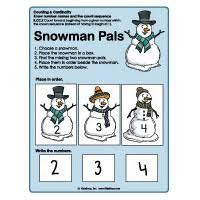 snowman crafts activities games and printables kidssoup