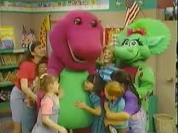 image b u0026f baby bop barney and the kids group huge jpg barney