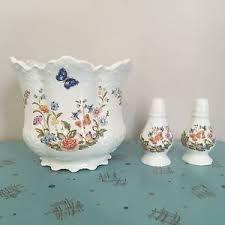 Aynsley China Cottage Garden Vase 52 Best Bone China Images On Pinterest Bone China Bones And