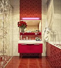 Red White And Blue Bathroom Bathroom Ideas Red Decor Brightpulse Us