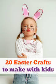 Fun Easter Decorations To Make by 20 Easter Crafts To Make With Kids Boogie Wipes