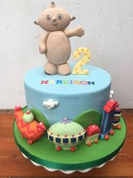 33 best in the night garden cake ideas images on pinterest