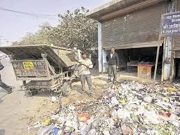 Sanitation Worker Job Description Resume Delhi 8000 Tonnes Of Garbage Lifted As Sanitation Workers Resume