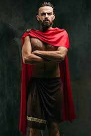 Spartan Halloween Costumes Spartan Warrior King Leonidas Gladiator Spartacus Dress