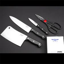 Kitchen Knives Names Aliexpress Com Buy Gohide Brand New 4pcs Set Cutting Tools