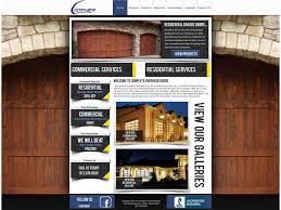 Overhead Door Buffalo Ny by Portfolio Web Design Xtreme360 Website Design Buffalo Ny