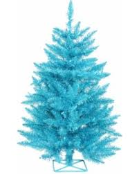 3 foot christmas tree with lights huge deal on vickerman sky blue 3 foot artificial christmas tree