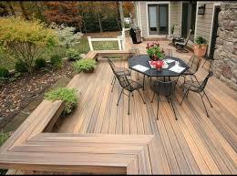 Backyard Decking Ideas by Cheap Decking Patio Ideas Patio Decking Ideas Uk Garden Deck And