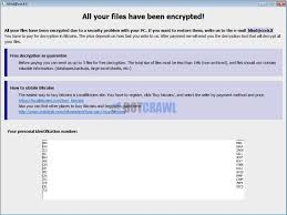 Blind Write How To Remove Blind Virus Removal Guide Botcrawl
