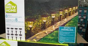 Solar Pillar Lights Costco - recessed lighting mosaic solar lights solar lights portfolio
