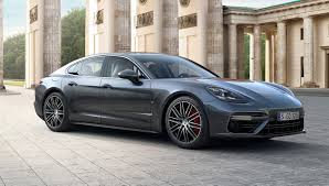 porsche sedan 2016 the 2017 porsche panamera presents a powerful split personality