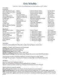 houseman resume resume u2014 eric schabla