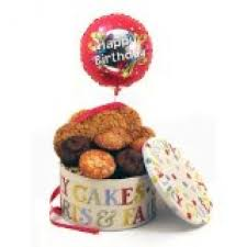 balloon and cookie delivery gift basket delivery in madrid in 3hr time