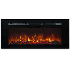 wall mount electric fireplace heater tv stand 50 box x 30 screen