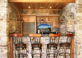 fresh simple basement bar backsplash 3364