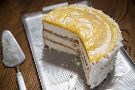 Lemon Cheesecake Decoration Alabama Lemon U0027cheese U0027 Cake Recipe Nyt Cooking