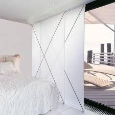 cloison amovible pour chambre des portes coulissantes pour agrandir et décorer votre intérieur