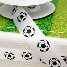 football ribbon black and white football ribbon