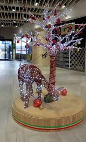 22 best chas clarkson christmas decor shopping centre images on