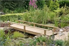 backyard bridges 49 backyard garden bridge ideas and designs photos ornamental