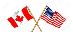 Canadian Flag Symbol America Clipart Canadian Flag Pencil And In Color America