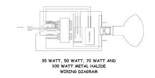metal halide l circuit diagram osram hid ballast wiring diagram curiosum club