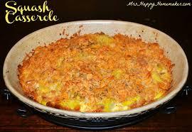 my squash casserole mrs happy homemaker